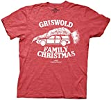 National Lampoon Griswold Family Christmas Vacation Mens T-shirt (Medium)