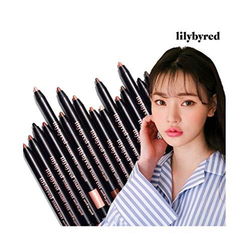 Product Image 3: Lilybyred Starry Eyes 9 to 9 Gel Eyeliner Korean Cosmetics (#6. matte black)