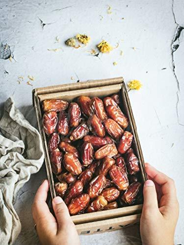 Tiwi-Sufri Datteln 800g   100% Natürlich & Gesund   Premium Qualität   Palmyra Delights   Vegan