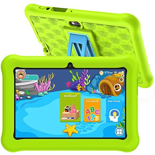 Tablet Niños con WiFi Android 10 Certificado por Google Tablet...