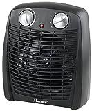 Bestron Radiateur soufflant, Thermostat, Contrôle de la température, 1000...