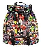 Marvel Avengers Thor Spider-Man Ironman Captain America Hulk Backpack Knapsack