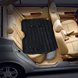DYZD Car Inflation Bed, Multifunctional Air Bed, Extra Thick Travel Air Mattress, Back Seat Extended Mattress, Waterproof and Environmentally Friendly
