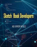 Sketch Book Developers: HTML Notes book 200 pages