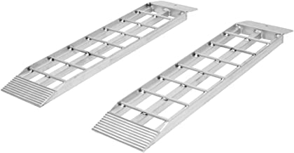 Guardian Dual Runner Shed Ramps – 750 Pound Per Axle Capacity