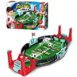 Jouet de football sur Table, Jeu de Baby-Foot Table Mini Top Game, Jouets de...