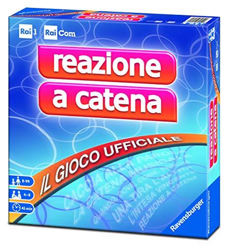 Ravensburger Reazione a Catena, Multicolore, 26281