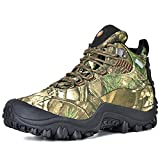 XPETI Men's Thermator Mid Waterproof Hiking Hunting Trail Outdoor Boot Camouflage 13
