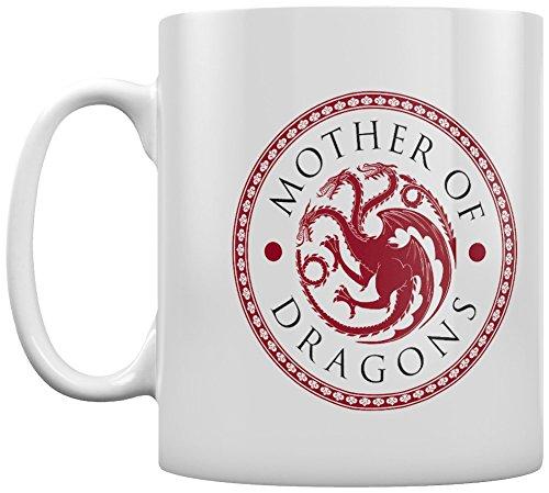 GB eye Taza Game Thrones Mother of Dragons, Unico