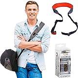 EZ-GO -Bandoulière pour casque de moto – Accessoire permettant d'avoir les mains libres....