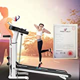 Professional Treadmills Under Desk Walking Treadmill Small Compact Running Workout Machine Mechanical Treadmill 3-in-1 Installation-Free, Exercise Fitness Machine for Home/Office Use 45.3'X21.6'X43.