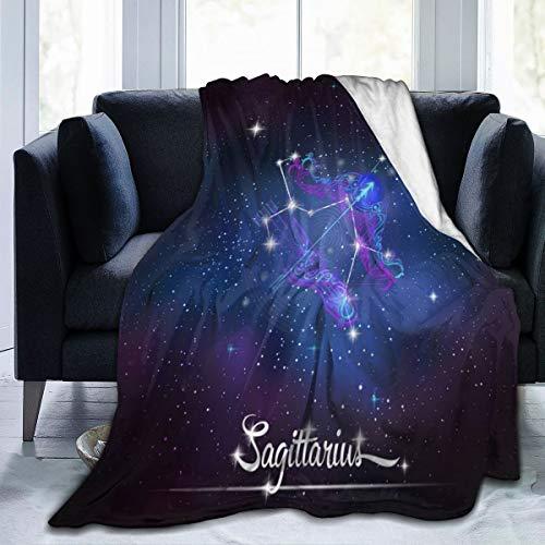 Sagittarius Throw Blanket