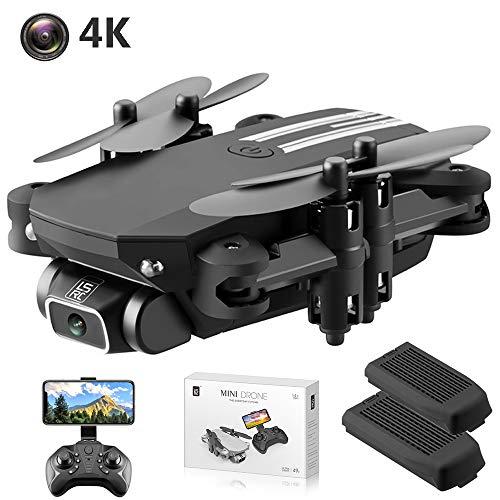 SBUNA FPV RC Drone per Adulti con Fotocamera 8.0Mp et 2 Batteria, Trasmissione Video HD a 4K,...