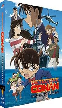 Detective Conan-Film 17 : Un détect. privé en mer lointaine [Blu-Ray] + DVD
