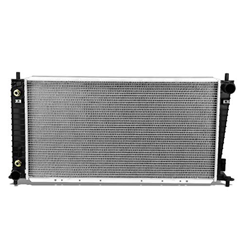 DNA Motoring OEM-RA-2257 2257 OE Style Bolt-On Aluminum Core Radiator Replacement