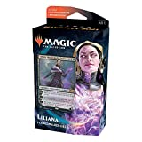 Magic: The Gathering C76571000 The Gathering Planeswalker-Deck Liliana, Magierin de la Muerte 2021 (60 Cartas)