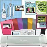 Cricut Explore Air 2 Machine Bundle Beginner Guide, Tool Kit, Vinyl...