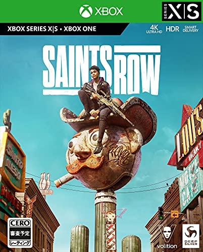 Saints Row (セインツロウ)- Xbox Series【初回封入特典】The Idols Anarchy Pack