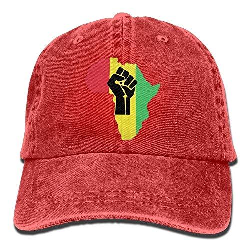 Rundafuwu Cappellino da Baseball/Hat Trucker cap Cappellino da Baseball Hats African Roots Black...