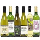 ヴェリタス シニアソムリエ厳選 直輸入 白ワイン6本セット((W0AFH0SE))(750mlx6本ワインセット)