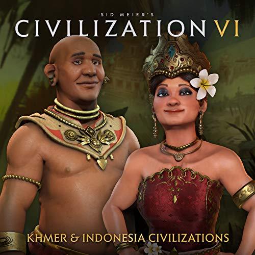 Civilization VI: Khmer & Indonesia Civilizations (Original Soundtrack)