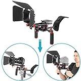 Neewer 10089989 Kit de Système pour Tournage Vidéo Rig DSLR pour Canon Nikon...