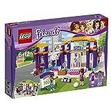 LEGO - 41312 - Friends - Jeu de construction - Le centre sportif d'Heartlake City