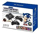 SEGA Megadrive Classic 2017 - Console de salon SEGA Megadrive + 2 manettes sans fil + 81 jeux