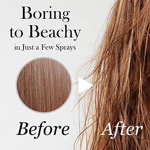 L'ange Hair Sea Salt Spray for Hair | Salt and Séa Hair Texturizing Spray to Help Improve Volume | Seasalt Texture Hairspray for Bouncy Beachy Waves & Windswept Look | Volumizing Hair Products 5