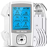 TEC.BEAN Tens Unit for Pain Management and Rehabilitation with 16...