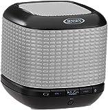 JENSEN SMPS-621-SL Portable Bluetooth Wireless Speaker, Silver