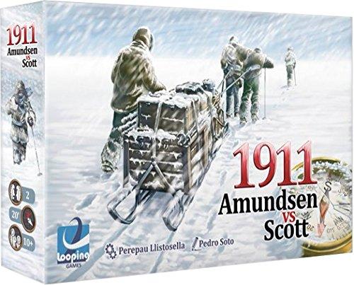 Looping Games-1911 Amundsen vs Scott, (0001)