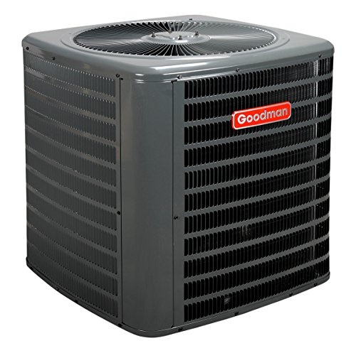 Goodman GSX160601 Single-Phase 16 Seer R-410A Condensing Unit, 5 Tons, 54,000 Btu, 208 / 230 Volts, 29.6 Amps