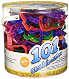 Wilton Cookie Cutters Set, 101-Piece — Alphabet, Numbers and Holiday...