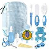 Lictin Set para Cuidado del Bebé-10 Piezas Kit de Aseo para Bebés...