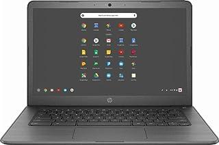 "2019 Newest HP 14"" Lightweight Chromebook-AMD A4-Series Processor, 4GB LPDDR4 RAM,.."