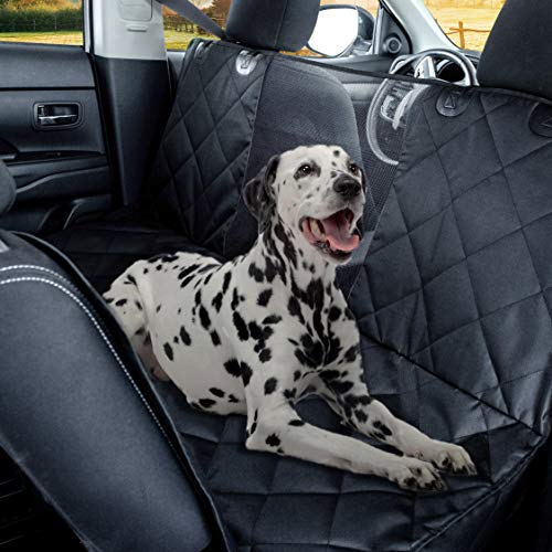 Kululu Dog Car Seat Cover for Back Seat, Heavy...