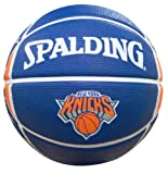 NBA New York Knicks Mini Basketball, 7-Inches