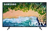 Samsung Electronics UN75NU6900FXZA Flat 75' 4K UHD 6 Series Smart TV (2018)