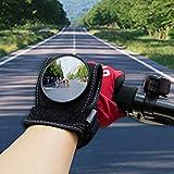 Wisamic Cyclisme Vélo Vélo Vue Arrière Miroir Poignet Garde...