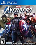 Marvel's Avengers for PlayStation 4 (Video Game)