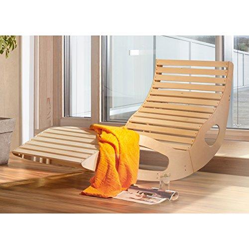 Sauna Wellnessliege