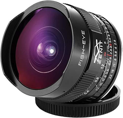 Zenitar f2.8/16mm ニコンF マウント Nikon(FishEye 魚眼)
