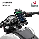 Support Smartphone Moto magnétique (XL)