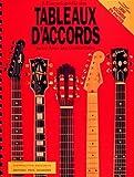 L'encyclopédie des tableaux d'accords pour tous les guitaristes - 1800 accords en photos
