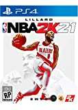 NBA 2k21 PS4 LATAM Spanish/English/French version