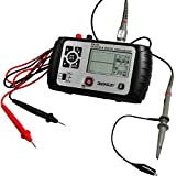 allsun 2 In 1 Digital Automotive Oscilloscope Handheld Lab Scope Digital Storage Multimeter...