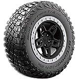 BFGoodrich Mud Terrain T/A KM3 Radial Car Tire for Light Trucks, SUVs, and Crossovers, LT255/75R17/C 111/108Q