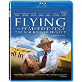 Flying the Feathered Edge: The Bob Hoover Project Blu-ray Disk (Ole Yeller Artwork)