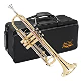 Jean Paul USA Trumpet - Standard, Brass (TR-430)